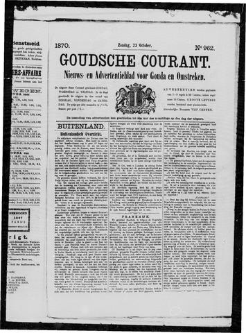 Goudsche Courant 1870-10-23