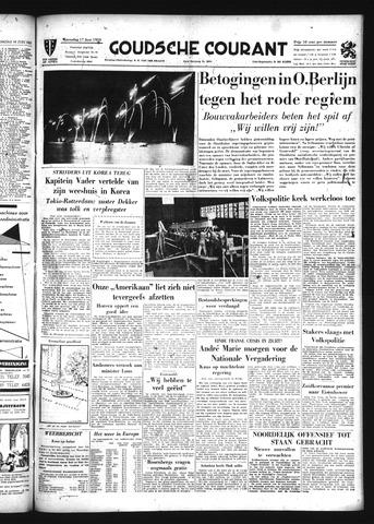 Goudsche Courant 1953-06-17