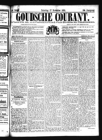 Goudsche Courant 1920-11-27