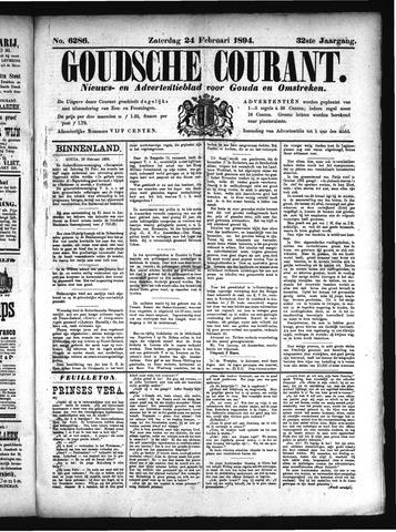Goudsche Courant 1894-02-24