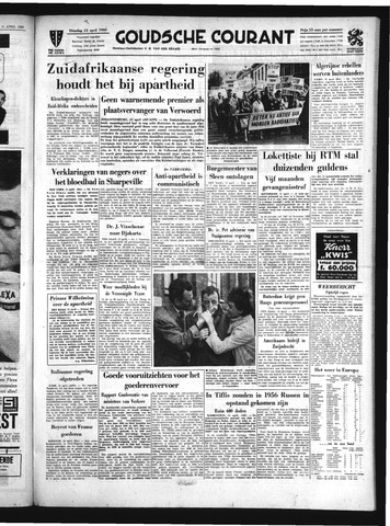 Goudsche Courant 1960-04-12