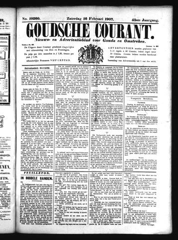 Goudsche Courant 1907-02-16