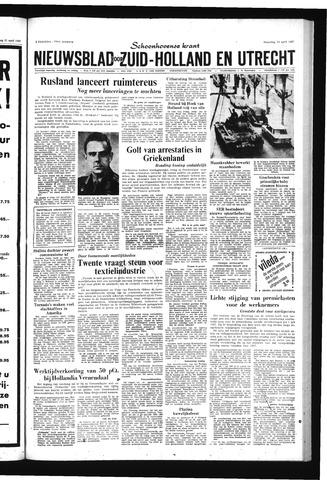 Schoonhovensche Courant 1967-04-24