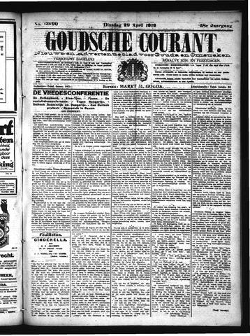 Goudsche Courant 1919-04-29