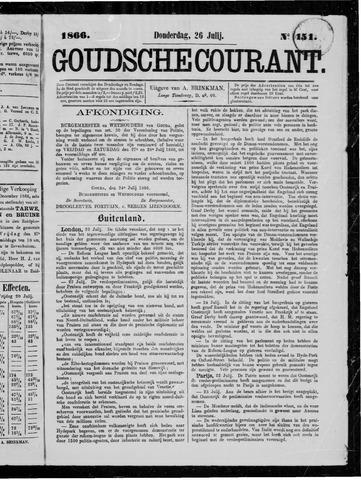 Goudsche Courant 1866-07-26