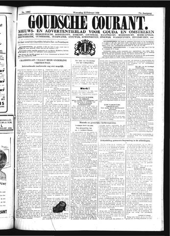 Goudsche Courant 1939-02-22