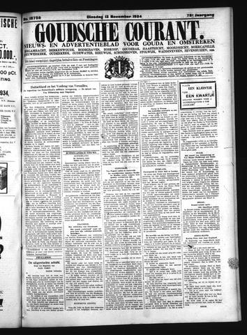 Goudsche Courant 1934-11-13