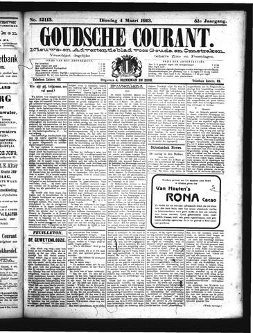 Goudsche Courant 1913-03-04