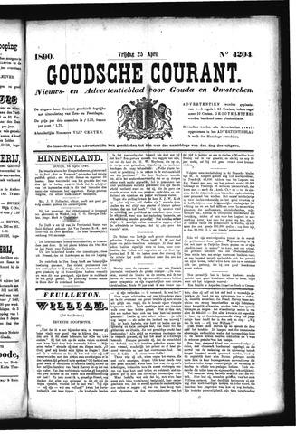 Goudsche Courant 1890-04-25