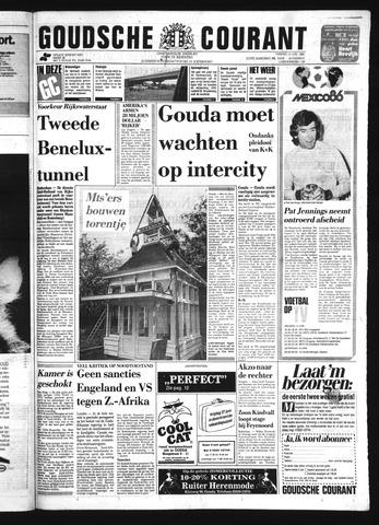 Goudsche Courant 1986-06-13