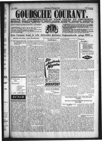 Goudsche Courant 1940-02-24