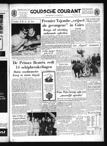 Goudsche Courant 1964-10-08