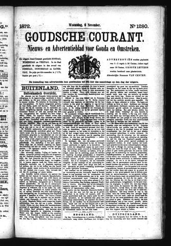 Goudsche Courant 1872-11-06