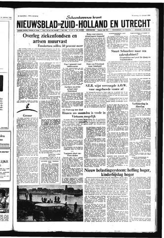 Schoonhovensche Courant 1966-10-26