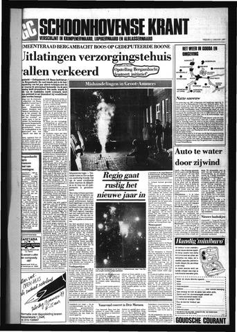 Schoonhovensche Courant 1987
