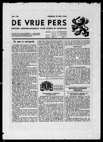 De Vrije Pers 1945-05-25