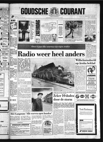 Goudsche Courant 1984-01-14