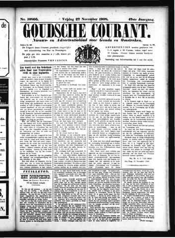 Goudsche Courant 1908-11-27