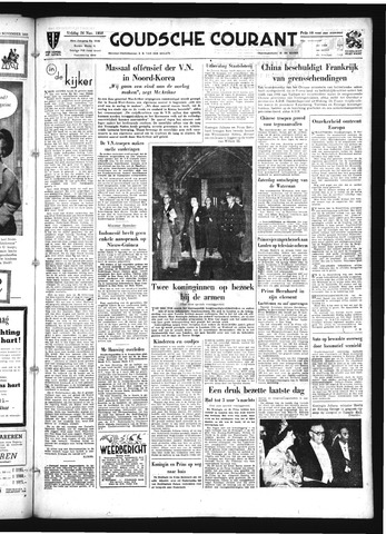 Goudsche Courant 1950-11-24