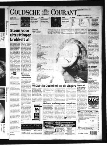 Goudsche Courant 2004-02-05