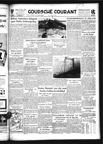 Goudsche Courant 1954-12-10