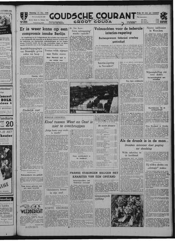 Goudsche Courant 1948-10-11