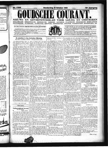 Goudsche Courant 1931-10-15