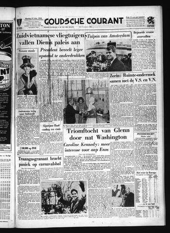 Goudsche Courant 1962-02-27