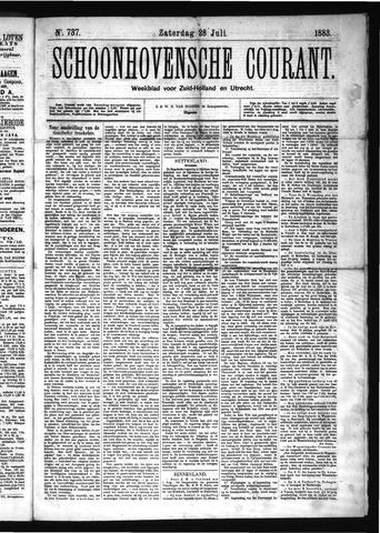 Schoonhovensche Courant 1883-07-28