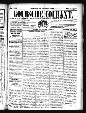 Goudsche Courant 1919-12-24