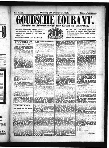 Goudsche Courant 1896-12-29