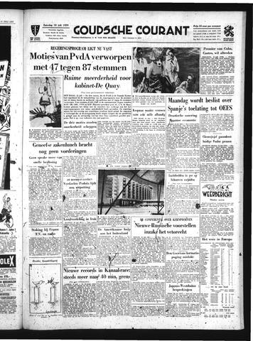 Goudsche Courant 1959-07-18