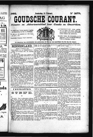 Goudsche Courant 1893-02-23