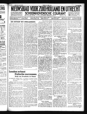 Schoonhovensche Courant 1940-04-26