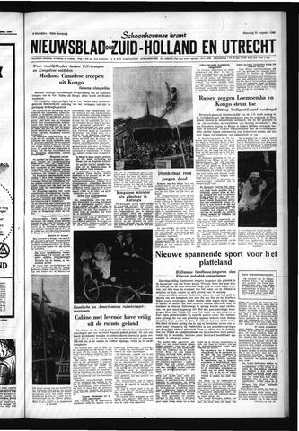Schoonhovensche Courant 1960-08-22