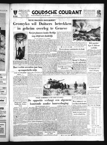 Goudsche Courant 1959-07-14