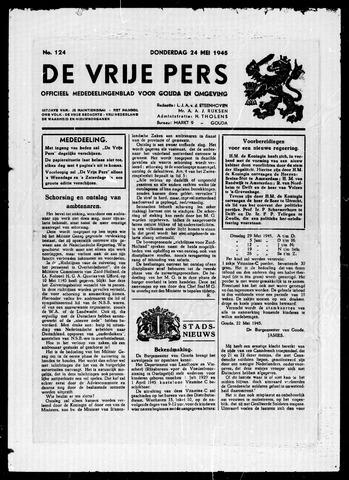 De Vrije Pers 1945-05-24