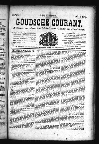 Goudsche Courant 1886-08-13