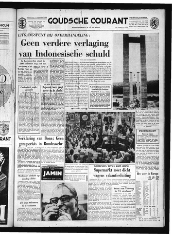 Goudsche Courant 1966-08-25