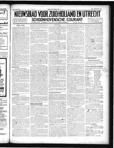 Schoonhovensche Courant 1946-10-25