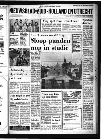 Schoonhovensche Courant 1977-04-20