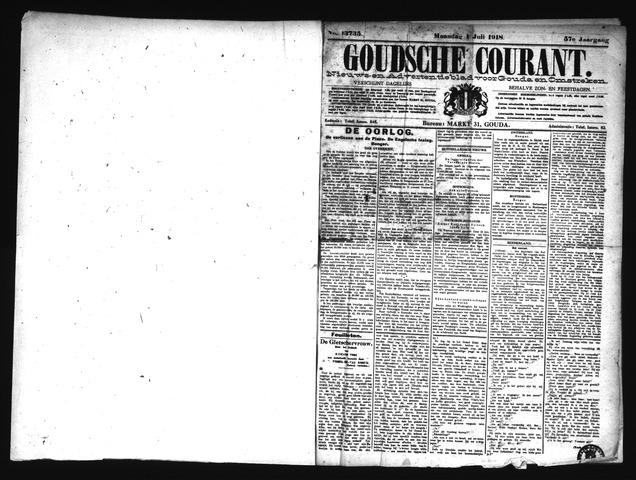 Goudsche Courant 1918-07-01