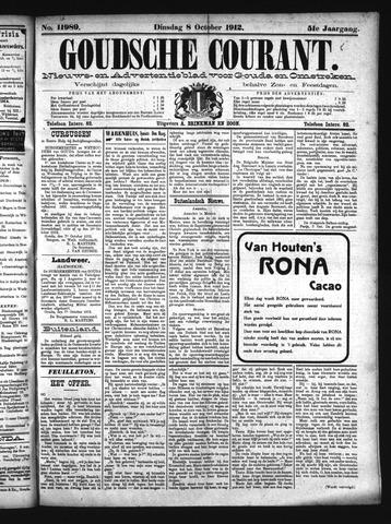 Goudsche Courant 1912-10-08