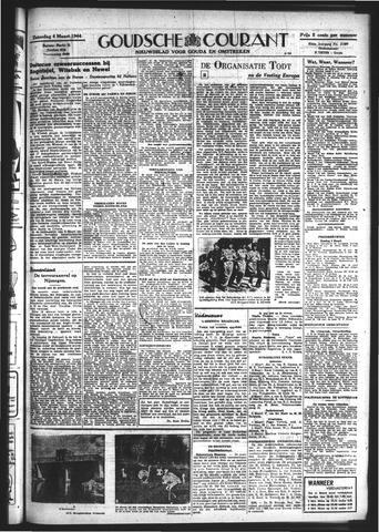 Goudsche Courant 1944-03-04