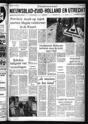 Schoonhovensche Courant 1973-05-18