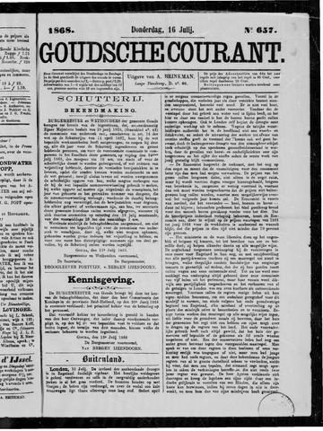 Goudsche Courant 1868-07-16