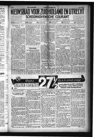Schoonhovensche Courant 1932-09-04