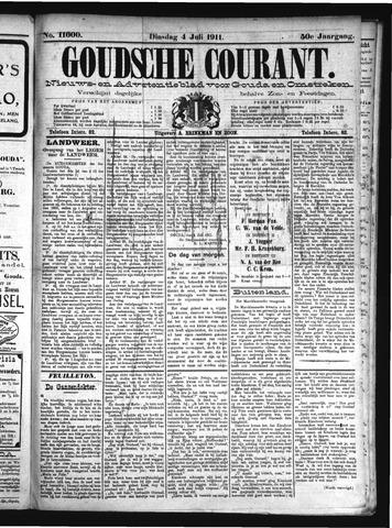 Goudsche Courant 1911-07-04