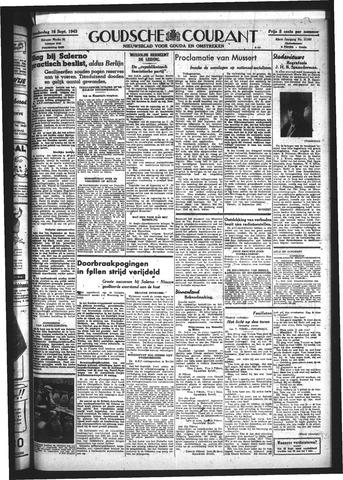 Goudsche Courant 1943-09-16