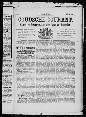 Goudsche Courant 1871-06-09